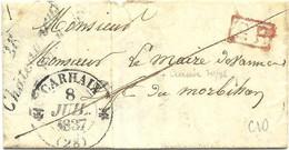 CHATEAUNEUF-DU-FAOU FINISTERE 1837 - 1801-1848: Vorläufer XIX