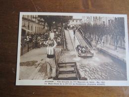 AVIGNON - Fête Annuelle Du 7eme Régiment Du Génie - Mai 1935 - La Troupe Du Sergent-Chef COORNAERT De La 1ere Compagnie - Avignon