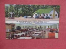 The Woodland Restaurant   New Hampshire > White Mountains   Ref 4475 - White Mountains