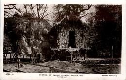 London - Empire Exhibition 1911 - Native Hut - Andere