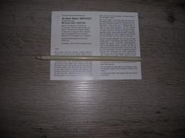 Rijkswachter Albert Depuydt (Reugny (Fr.)1918-Ieper 1997);Gantois ;Rijkswacht - Andachtsbilder