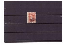 XX2670   -   BRASILE    /   USED    Y&T. NR.  37 - Neufs