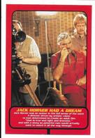 CINEMA  - CARTE  JACK  HORNER  HAD  A  DREAM - Andere