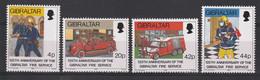 Gibraltar 1990 Nr 603/06 **, Zeer Mooi Lot Krt 4301 - Gibraltar