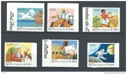 """FR Adhesif YT 18 à 23 """" Les Journées De La Lettre """" 1998 Neuf - Adhesive Stamps"""