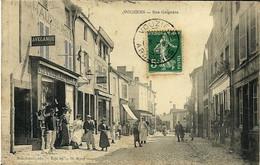 - ARDENNES - VOUZIERS - Rue Gaignière - Vouziers