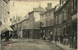 - ARDENNES - VOUZIERS - Carrefour De La Rue Chanzy - Vouziers