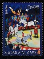 (!)  EUROPA CEPT De 2002  Thème Du Cirque  Circus FINLANDE Y&T 1589  Neuf(s) ** Mnh - 2002
