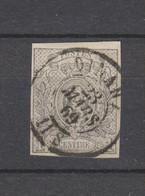 COB 22 Oblitéré Double Cercle DINANT Bien Margé - 1866-1867 Coat Of Arms