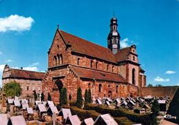 1 AK Frankreich * Die Abteikirche St. Cyriak In Altorf - Erbaut Im 12. Jahrhundert - Département Bas-Rhin * - Other Municipalities
