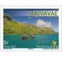 2020-02- FRENCH POLYNESIA  Stamps Face Value Price ILE RAIVAVAE     1V      MNH** - Ongebruikt