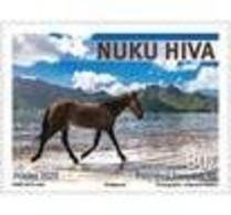 2020-02- FRENCH POLYNESIA  Stamps Face Value Price ILES NUKU HIVA     1V      MNH** - Ongebruikt