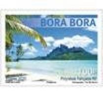 2020-02- FRENCH POLYNESIA  Stamps Face Value Price ILE BORA BORA     1V      MNH** - Ongebruikt