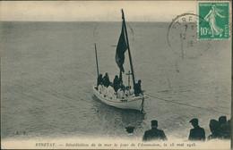 76 ETRETAT / Benediction De La Mer Le Jour De L'Ascension, Le 13 Mai 1915 / - Etretat