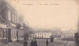 AK Zwevegem Sweveghem - De Plaats - La Place - 1917 (52582) - Zwevegem