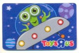 Toys R Us U.S.A.  Gift Card For Collection, No Value # 79   Holographic - Gift Cards