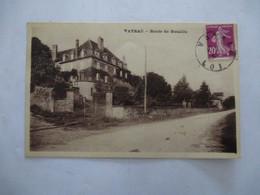 VAYRAC (46) :  ROUTE De BETAILLE - Circulée En 1934 - Vayrac