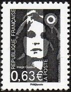 France N° 4789 ** La Vème République Au Fil Du Timbre - Marianne De Briat - Ongebruikt