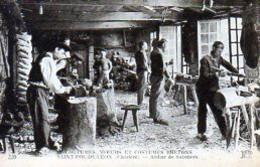 COUTUMES MOEURS ET COSTUMES BRETONS - Saint-Pol-de-Léon
