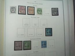 COLLECTION ANDORRE Feuilles Album - Neuf**/* 1931 à 2009 Très Suivie - A Voir - 74 Scans - Collections (with Albums)