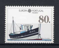 (B) Portugal - Madeira CEPT 118a MNH** - 1988 - 1988