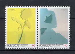 (B) Portugal - Madeira CEPT 162/163 MNH** 1993 - 1993