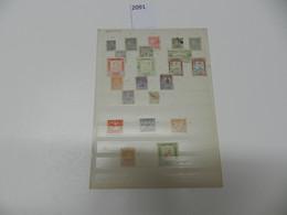 Paraguay : Small Selection - Sammlungen (im Alben)