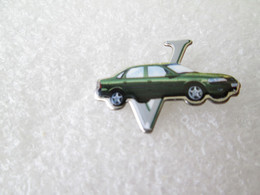 PIN'S    OPEL  VECTRA - Opel