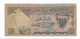 Billet Bahrein100 Fils - Bahrain