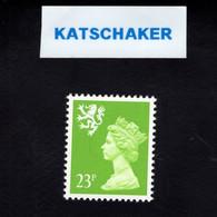 1126142197 1987 SCOTT SMH45  (XX)  POSTFRIS MINT NEVER HINGED POSTFRISCH EINWANDFREI - QUEEN ELIZABETH II - MACHINS - Scotland