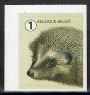 Belgien Belgie 2020 - Igel - MiNr 4997 - Zonder Classificatie