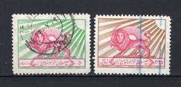 IRAN Yt. B20/21° Gestempeld 1976 - Iran