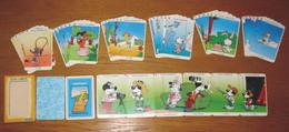 Jeu De Cartes 7 Familles Puzzle Animaux Qui Forme Un Puzzle + Boîte - Otros