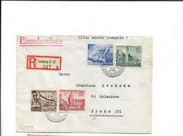 Satzbrief 1940 - Cartas