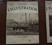 L'ILLUSTRATION N°4929 21 AOÛt 1937 - L'Illustration