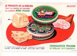 Buvard -Mère Picon- Voir Scan Pour état - Food