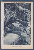 Route Des Ecouges, Isère, Carte Postale, écrite Le 11.7.1945 - Sin Clasificación