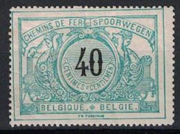 COB /OBP SP/CF 20 * Scharnier / Charnière / MH - 1895-1913