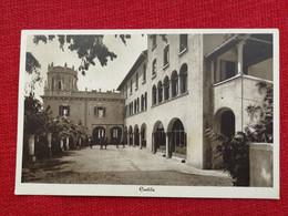 11 - CARTOLINA BRESCIA COLLEGIO ADORAZIONE PERPETUA DEL SIGNORE (ED. MARCONI) - Brescia