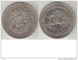 *mexico 50 Pesos 1982  Km 490  Unc - Messico