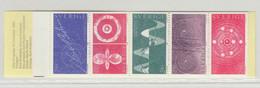 Sweden Booklet 1982 - Facit  341 MNH ** - 1981-..
