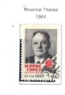Russia Urss PO 1964 Maurice Thorez Scott.2920. Scott.Album 1917/1965; - Gebraucht
