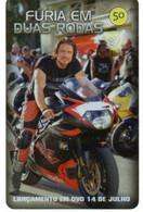 Moto Motorbike Télécarte Phonecard Brésil (D 1037) - Moto