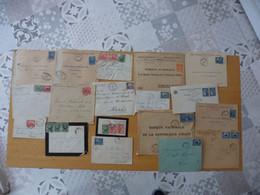 HAITI  Lot De Lettres  Voir Scans - Haïti