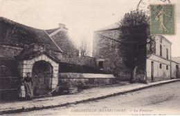 Yvelines - Gargenville (Hanneucourt) - La Fontaine - Gargenville