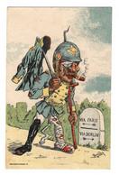 MILITARIA - Carte Humoristique - Humor
