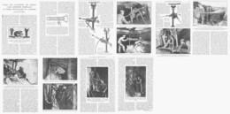 LES OUTILS PNEUMATIQUES Dans LES MINES    1917 - Altri