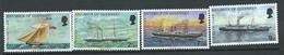 Guernesey - Série Yvert N° 57  à 60 ** ,  4 Valeurs Neuves Sans Charnière - Lr 32002 - Guernsey