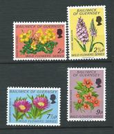 Guernesey Série Yvert N° 62 à 65  **  4 Valeurs Neuves Sans Charnière - Lr 32004 - Guernsey