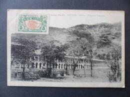 """SAINT DENIS - REUNION CPA  """"Caserne D'infanterie Coloniale"""" Voir 2 Scans - Réunion"""